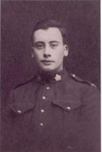 Photo of Raymond Vaughan Turner– circa 1915