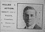 Newspaper Clipping– Photograph from the South Wales Argus, Newport, Monmouthshire, UK, published at the time of death. (http://www.newportsdead.shaunmcguire.co.uk)