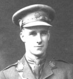 Photo of William Brown MacDuff– William Brown MacDuff following his commission.
