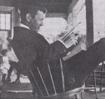 Reading– Reading was one of John McCrae's favourite pastimes. (photo: McCrae House)