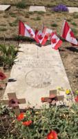Grave Marker– Photo submitted by Joseph Thomas