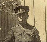 Photo of John Shaw– John Hunter Shaw, probably taken in Hamilton
