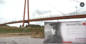 George Price memorial bridge