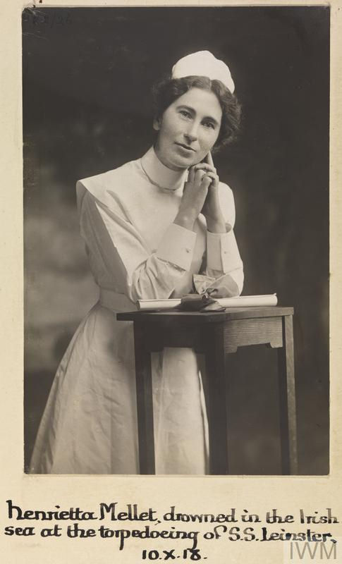 Photo of Henrietta Mellett– © IWM (WWC H22-26)