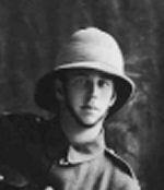 Photo of John Baptiste Adams– Jack Adams in dress uniform 1914