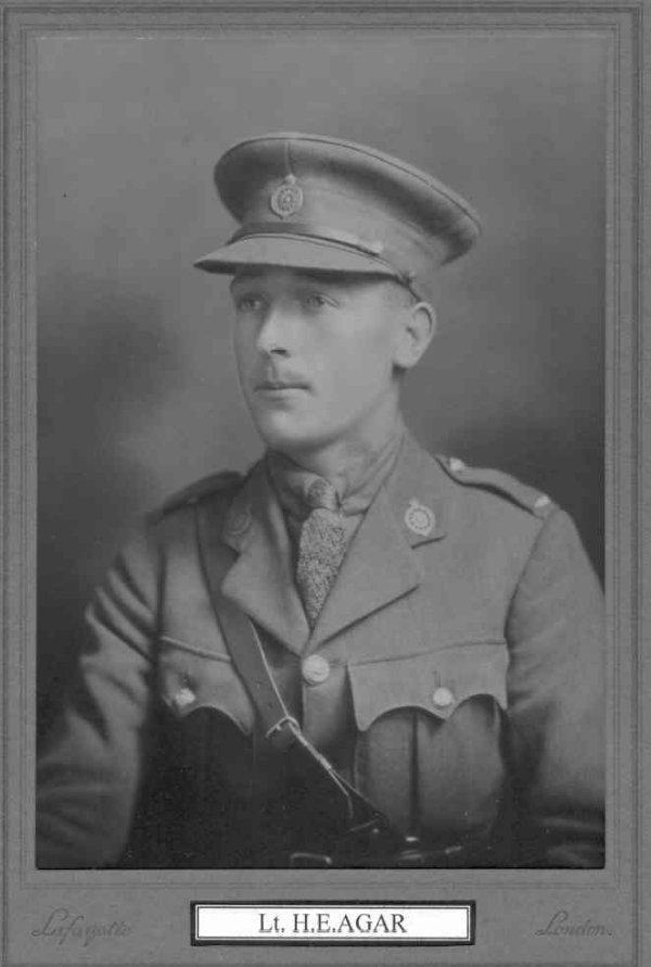 Photo of Harold E. Agar
