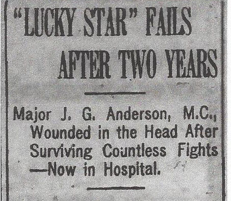 Newspaper clipping– From the Daily Colonist of April 27, 1917. Image taken from web address of http://archive.org/stream/dailycolonist59y119uvic#page/n0/mode/1up