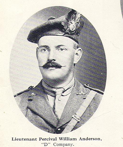 Photo of Percival William Anderson