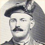 Photo of Percival William Anderson– Major P.W. Anderson M.C. 85th Battalion