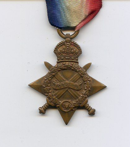 Medal– Photos information found on British medal sale site
