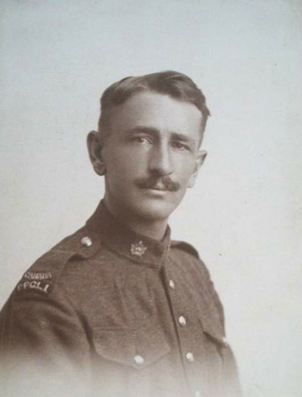 Photo of Alexander Bailey