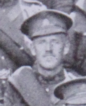 Photo of Percy Bennett– Served with the 35th Battalion CEF. Submitted for the project, Operation: Picture Me