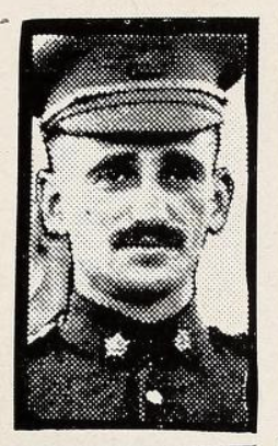 Photo of ISRAEL MORRIS BERKOVITZ– Photo from the National Memorial Album of Canadian Heroes c.1919. Submitted for the project, Operation: Picture Me.