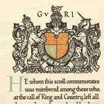 Commemorative Scroll– Commemorative King Scroll