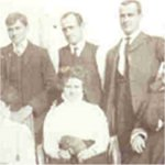 The Berry Family– Brothers, sisters and mother in Victoria 1913 - the last time the whole family was together