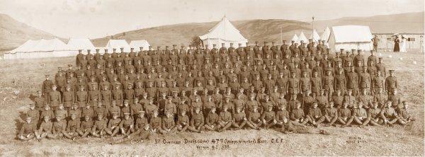 Photo of the 47th Battalion