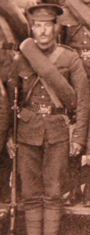 Photo of Reginald Boreham