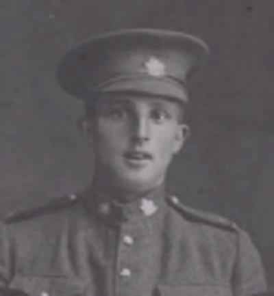 Photo of Clarence Boyce
