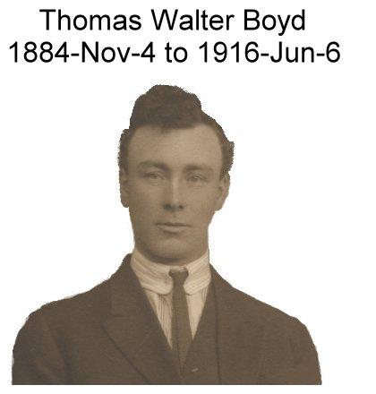 Photo of Thomas Boyd