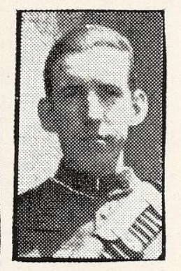 Photo of MAURICE WILLIAM BREEN– Photo from the National Memorial Album of Canadian Heroes c.1919. Submitted for the project, Operation: Picture Me.
