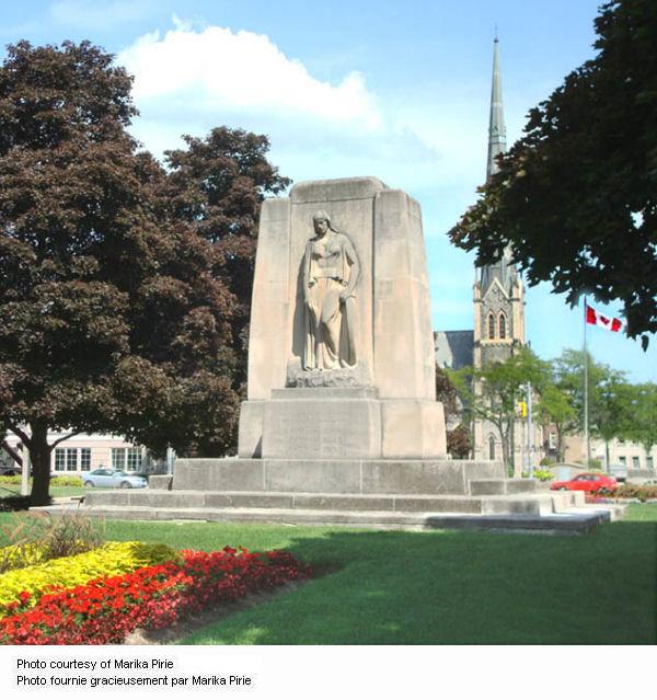 Monument de guerre de Galt