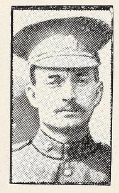 Photo of FREDERICK WILLIAM BRYANT– Photo from the National Memorial Album of Canadian Heroes c.1919. Submitted for the project, Operation: Picture Me.