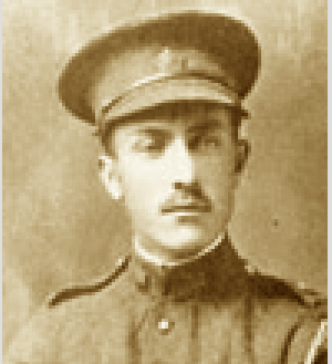 Photo of Joseph Herbert Butler– Submitted for the project Operation Picture Me