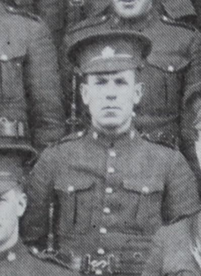 Photo of JOHN ELLSWORTH CAMPBELL– In memory of the men from the 28th Battalion CEF who went to war and did not return. Submitted for the project, Operation: Picture Me