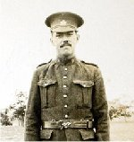 """Photo of Grant Carmichael– Book of Remembrance (A record of the men of Port Hope who  participated in the Great War of 1914-1918)"""" by James A. Elliott, Chairman  of Committee, Port Hope, Jan 1, 1919 (Transcribed by Peter Bolton 2001)"""