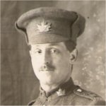 Photo of Ernest Charles Chapman– Photo taken around 1915
