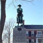Memorial– Pte. Norman Joseph Clifford's name is listed on the Gananoque Ontario War Memorial.