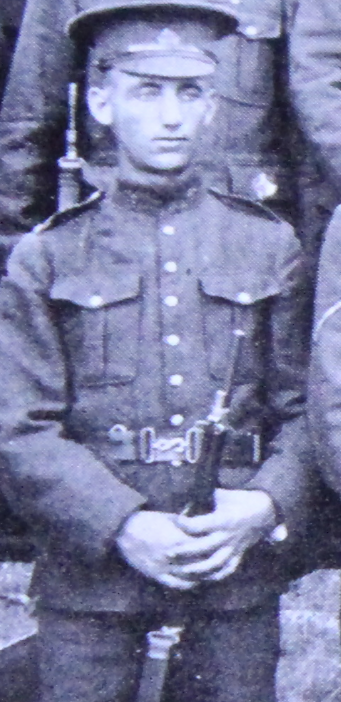 Photo of Alfred Coombe