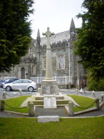 War Memorial Tavistock, Devonshire, UK