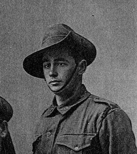 Photo of Percy Heatherbell
