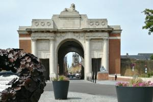 Memorial– Menin Gate - May 2019 … photo courtesy of Marg Liessens