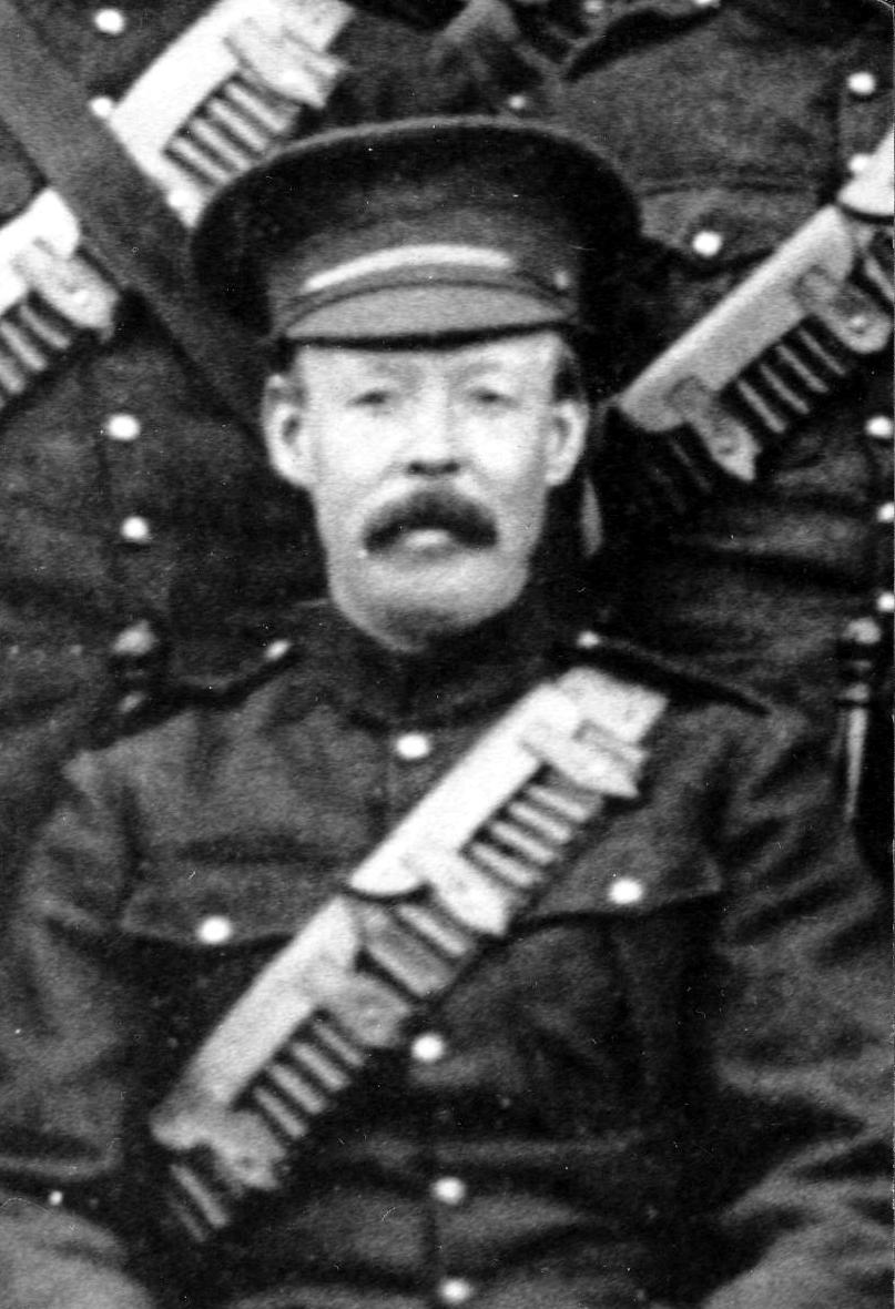 Photo of John Fairhurst– John Fairhurst Sr. taken at Cobourg Ont.