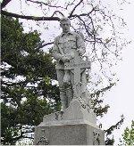 Milton Ontario War Memorial– Milton Ontario War Memorial (1926), Victoria Park Square, Milton,  Ontario, Canada.