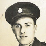 Photo of Robert Emerson– Picture of Lt. RC Emerson, Died on Active Service, 3 Dec 1943.