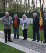 Flag Bearer– PLUGSTREET MEMORY  Flag Bearer