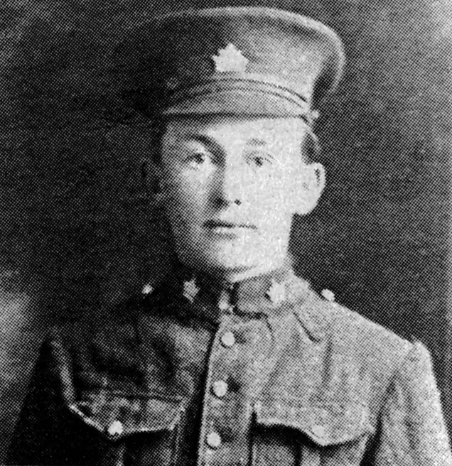 Photo of HARVEY MARSHALL– Harvey Cecil Marshall