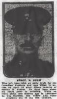 Photo of RICHARD SHAW– From the Daily Colonist of June 10, 1917. Image taken from web address of http://archive.org/stream/dailycolonist59y157uvic#page/n0/mode/1up