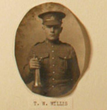 Photo of THOMAS GEORGE WILLIS