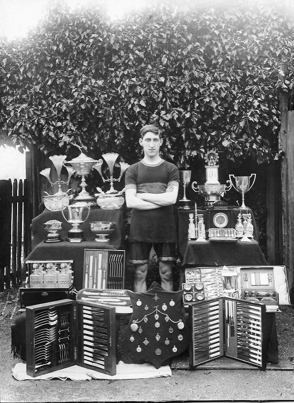 Photo of Arthur Edwin Wood